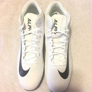 Nike Alpha FB Cleats